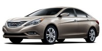 Used, 2012 Hyundai Sonata 2.0T Limited, Gray, CC202071-1
