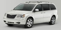 Used, 2010 Chrysler Town & Country Touring Plus, Silver, AC2020320-1