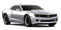 Used, 2010 Chevrolet Camaro LS, Red, 2643-1