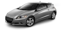 Used, 2011 Honda CR-Z, Black, 2787-1