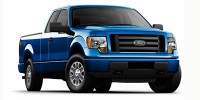 Used, 2012 Ford F-150, Green, T37419A-1