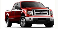 Used, 2012 Ford F-150 XL, Red, T1942356A-1