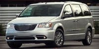 Used, 2012 Chrysler Town & Country Touring-L, Blue, AC2020140-1