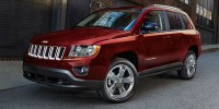 Used, 2011 Jeep Compass Latitude, Red, CC202079-1