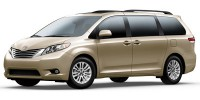 New, 2013 Toyota Sienna, Silver, 0D242153-1