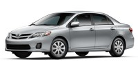 Used, 2012 Toyota Corolla 4-door Sedan Auto LE, Other, T1942133A-1