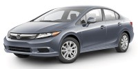 Used, 2012 Honda Civic Sdn, Blue, CC202013-1