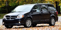 Used, 2012 Dodge Grand Caravan SE, Black, AC2020386-1
