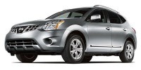Used, 2011 Nissan Rogue SV, Gray, AC8236-1