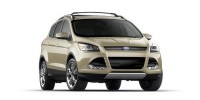 Used, 2013 Ford Escape Titanium, Red, AC2020252-1