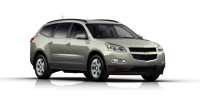 Used, 2012 Chevrolet Traverse LT w/1LT, Red, AC9170-1