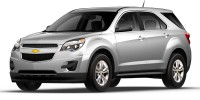Used, 2013 Chevrolet Equinox LS, Silver, AC9326-1
