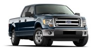 Used, 2013 Ford F-150 XLT, Black, T38619A-1