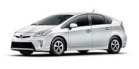 Used, 2012 Toyota Prius 5-door HB Two, White, T1942444A-1