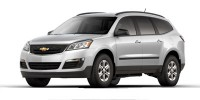 Used, 2013 Chevrolet Traverse LS, Gray, AC9362-1
