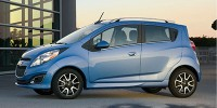 Used, 2015 Chevrolet Spark LT, Gray, CF16-1