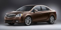 New, 2016 Buick Verano 4-door Sedan w/1SD, Brown, GC1069-1