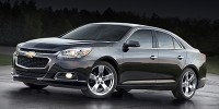 Used, 2015 Chevrolet Malibu LS, Black, AC9125-1