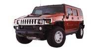 Used, 2003 Hummer H2 Base, Yellow, SV4503A-1