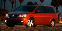 Used, 2015 Dodge Grand Caravan American Value Pkg, Red, AC2020141-1
