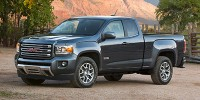 "New, 2019 GMC Canyon 2WD Ext Cab 128.3"", Blue, 2192413-1"