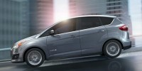 Used, 2014 Ford C-Max Hybrid SE, Gray, AC2020354-1