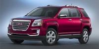 New, 2016 Gmc Terrain FWD 4-door SLE w/SLE-2, Blue, GC5806-1