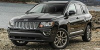 Used, 2016 Jeep Compass 4WD 4-door Sport, Black, 74429A-1