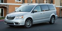 Used, 2015 Chrysler Town & Country Touring, Brown, AF55-1