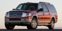 Used, 2014 Ford Expedition EL Limited, Black, P9315-1