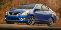Used, 2015 Nissan Versa S Plus, Black, CC9114-1