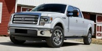 Used, 2014 Ford F-150, Blue, L9127A-1