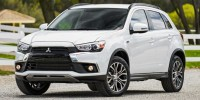 Used, 2016 Mitsubishi Outlander Sport, Silver, AW9155-1