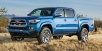 Used, 2017 Toyota Tacoma, Red, SV4271-1