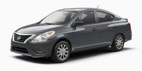 Used, 2017 Nissan Versa Sedan S Plus, Silver, P9639-1