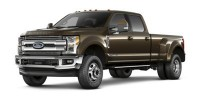 New, 2019 Ford Super Duty F-350 DRW LARIAT, White, L9230-1
