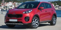 New, 2019 Kia Sportage LX, White, K19339-1