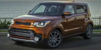 New, 2019 Kia Soul Base, Red, K19417-1