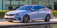 New, 2019 Kia Optima LX, Blue, H19004-1