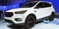 New, 2019 Ford Escape SE, Gray, L9134-1