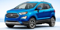 New, 2019 Ford EcoSport SE 4WD, Gray, L9235-1