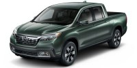 New, 2019 Honda Ridgeline RTL-T AWD, Black, KB034553-1