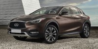 New, 2019 INFINITI QX30 PURE FWD, Black, KA008334-1