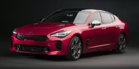 New, 2019 Kia Stinger Premium, Gray, K19531-1