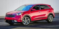 New, 2019 Kia Niro LX, Red, K191043-1