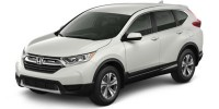 New, 2019 Honda CR-V LX 2WD, Black, KH420578-1