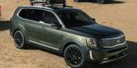 New, 2020 Kia Telluride S, Black, H20081-1