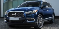 New, 2020 INFINITI QX60 PURE FWD, White, LC535227-1