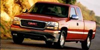 Used, 2000 GMC New Sierra 1500, Black, 129487-1