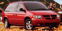 Used, 2005 Dodge Caravan 4-door Grand SE, Silver, NK0114B-1